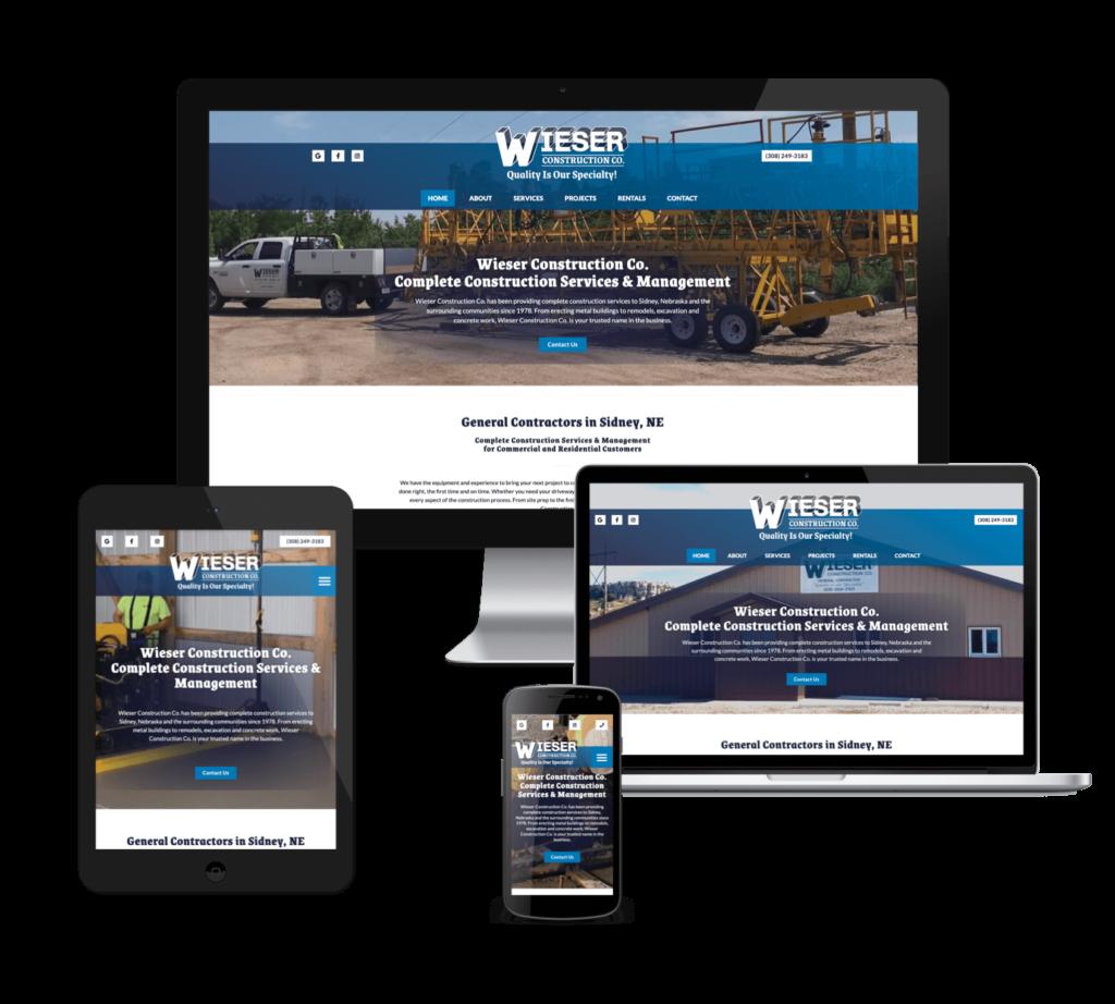 Wieser Construction Co